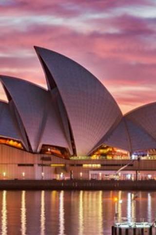Du lịch Châu Úc