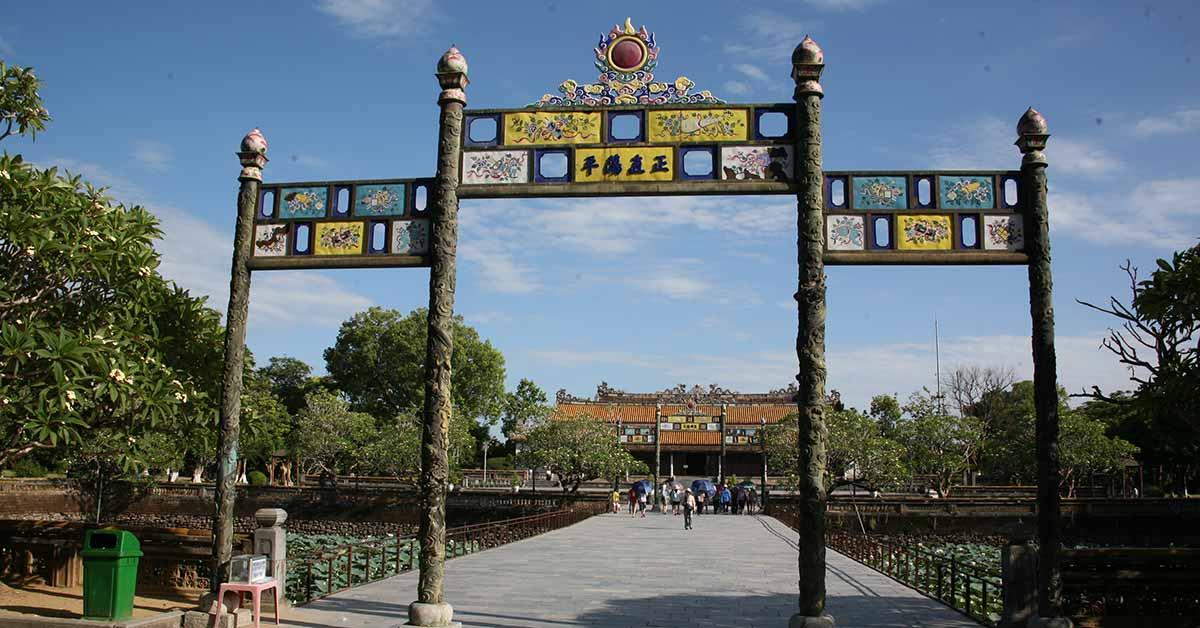 Đà Nẵng - Hội An - cố đô Huế- Phong Nha 5 Ngày - 4 Đêm