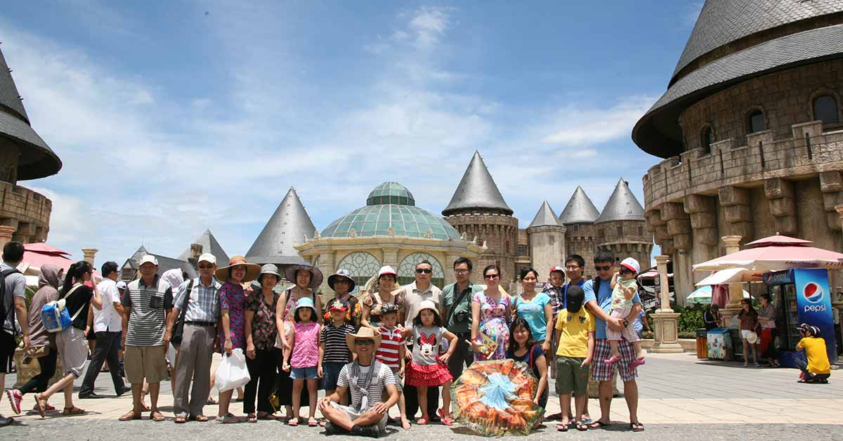 Du lịch Đà Nẵng - Cù Lao Chàm - Hội An 4 ngày 3 đêm