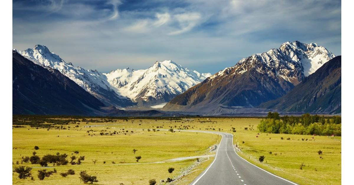 Úc - New Zealand