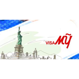 Dịch vụ visa Mỹ tại Kem Holiday địa chỉ cung cấp uy tín, tin cậy